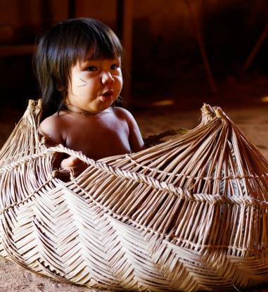 imagem Intercâmbio com os Índios do Xingu
